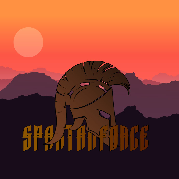 Logo Spartan Force, gilda Destiny.